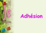 Adhésion à l'association pour l'année